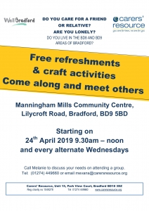 Carers Resource Event